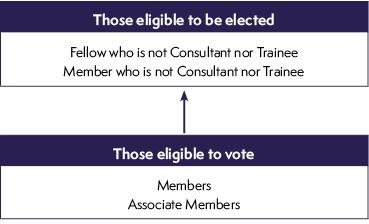 Eligibility for SAS members of Council