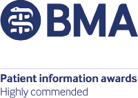 BMA Highly Commended logo