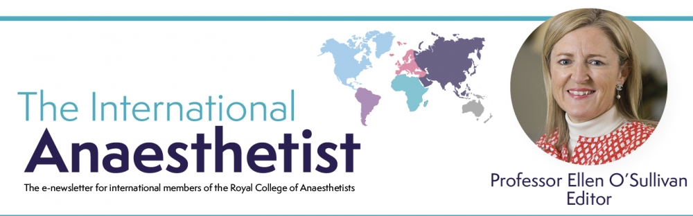 International Anaesthetist - header