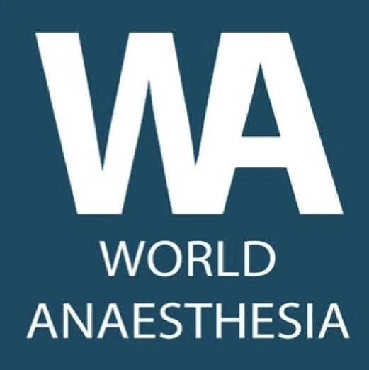 World Anaesthesia logo
