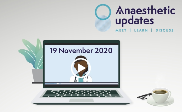 Online Anaesthetic Updates Listing Image November