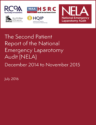 NELA Second Patient Report 2014-15