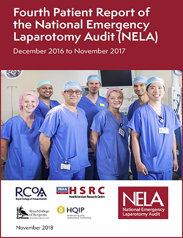 NELA Fourth Patient Report 2016-17