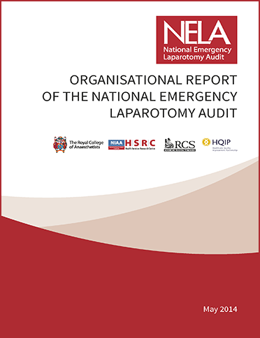 NELA Organisational Report 2014