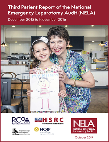 NELA Third Patient Report 2015-16