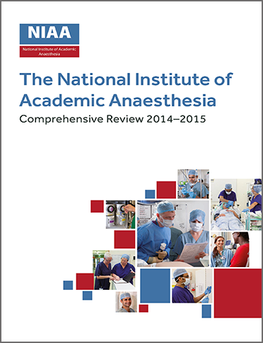 NIAA Comprehensive Review 2014-15