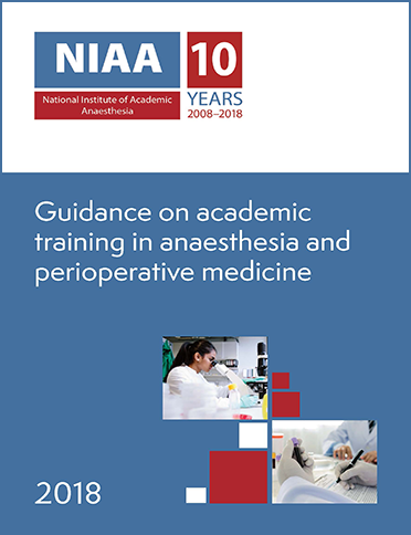 NIAA Academic Training Guidance 2018