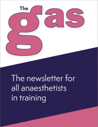 The Gas Newsletter Cover