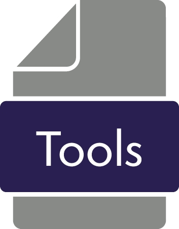 Icon for an interactive tool