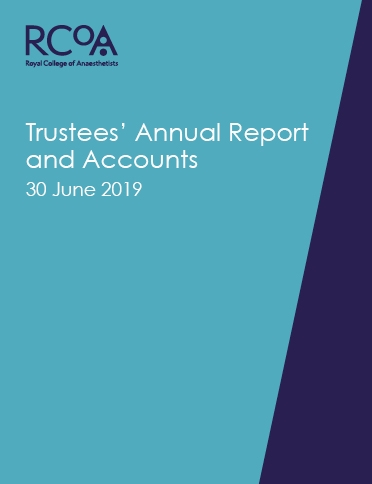 Trustees' Annual Report and Accounts 2019 - cover