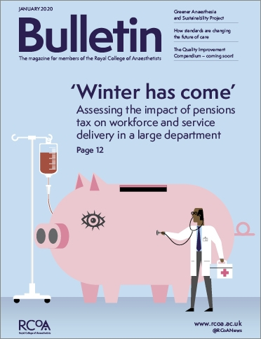January Bulletin 2020 cover - portrait