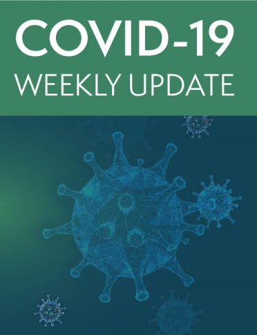 COVID-19 Weekly Update - Portrait image