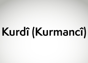 Kurmanji translation