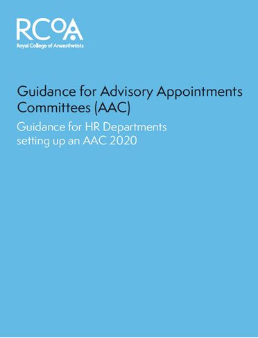 AAC guidance for HR