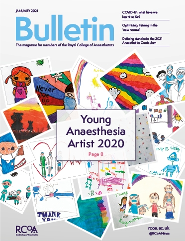 Bulletin 125, January 2021 front cover