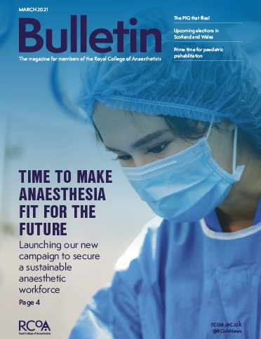 Bulletin 126, March 2021 front cover